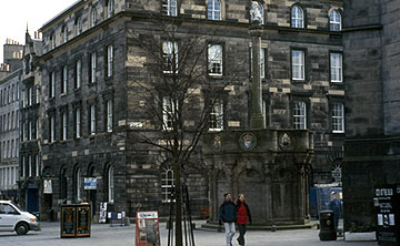 No.1 Parliament Square