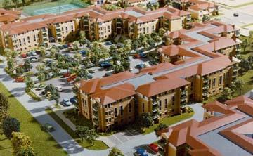 Fettes Village