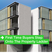First Time Buyers Step Onto The Property Ladder