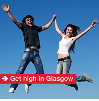 Get high in Glasgow