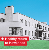 Healthy return to Hawkhead