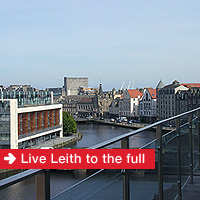 Live Leith to the full
