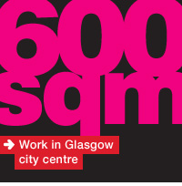 Work in Glasgow city centre