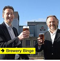Brewery Binge