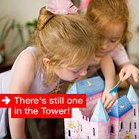 There's still one in the Tower!