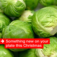 Something new on your plate this Christmas